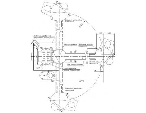 Вибропресс Рифей-Кондор-150-ТБ